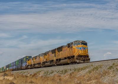 Union Pacific Rolls Across Idaho
