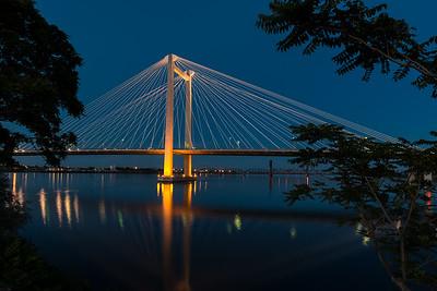 Ed Hendler Bridge, Pasco-Kennewick, Washington