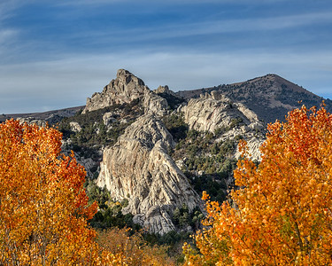 Fall, City of Rocks National Reserve