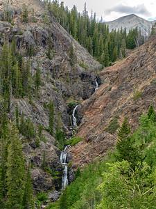 Chamberlain Creek Waterfalls