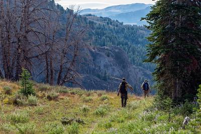 Chamberlain Creek Trail
