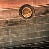 Reflection in Nautical Window