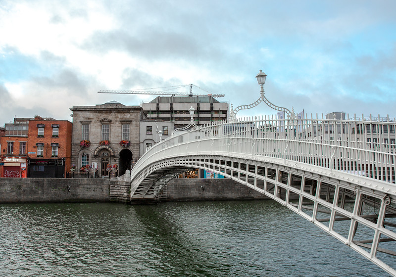 White Bridge to Dublin
