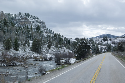 Logan Canyon, UT (US-89)