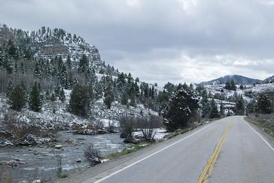 Logan Canyon, UT (US-89)