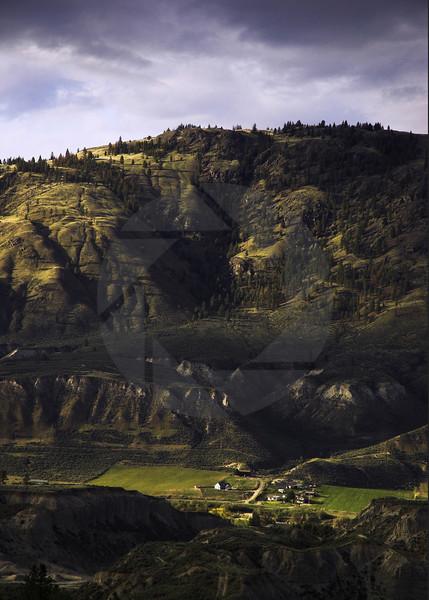 Kamloops Landscape