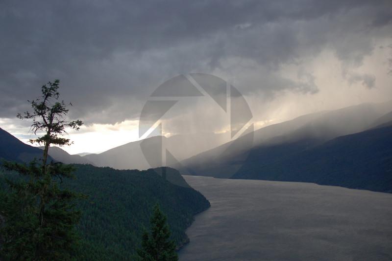 Arrow Lake - Slocan Valley
