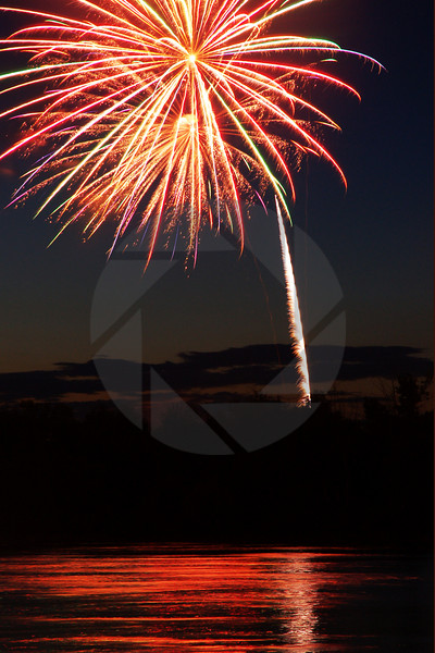 Canada Day Fireworks IV