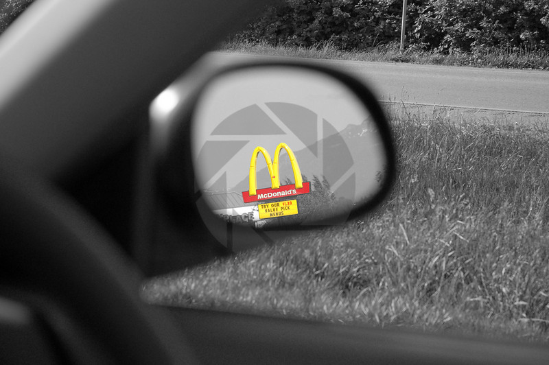 McDonalds - a thing of the past