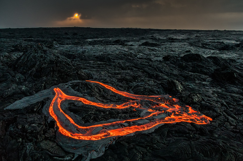 Rivers of Lava