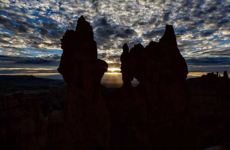 Pre-Historic Sunset