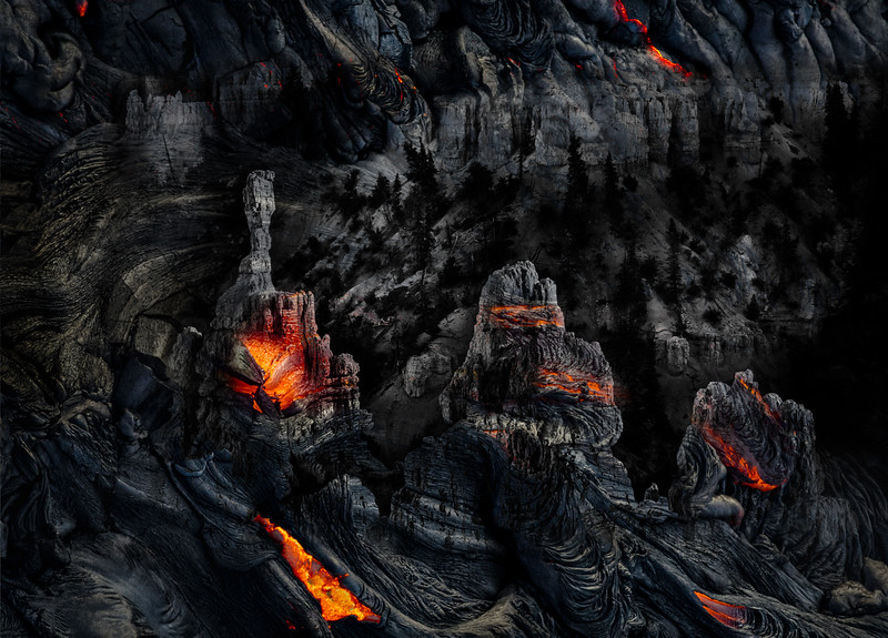 lava Landscape - 9