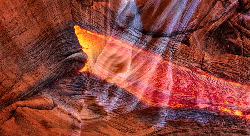 Lava Rock Stream