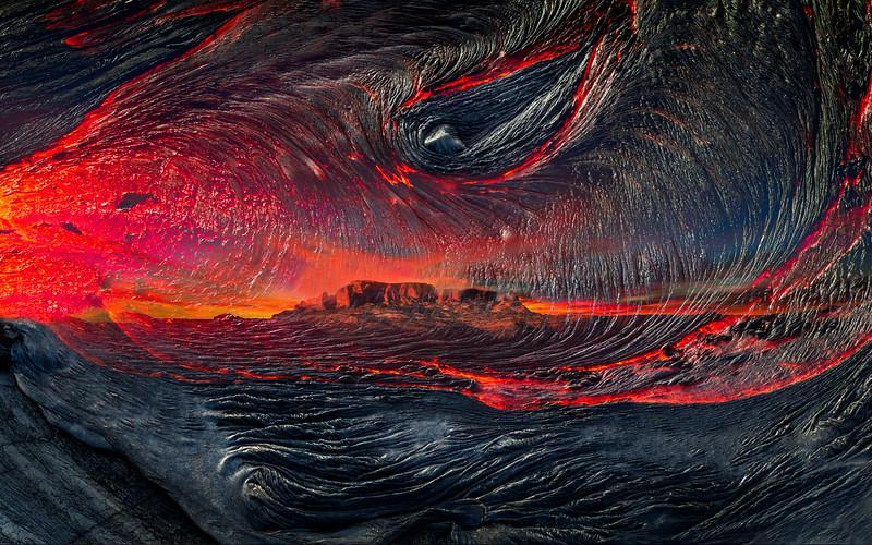 lava Landscape - 8