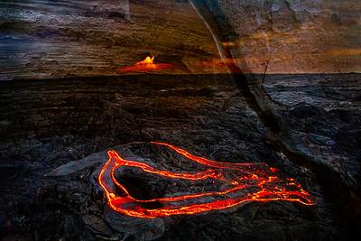 lava Landscape - 3