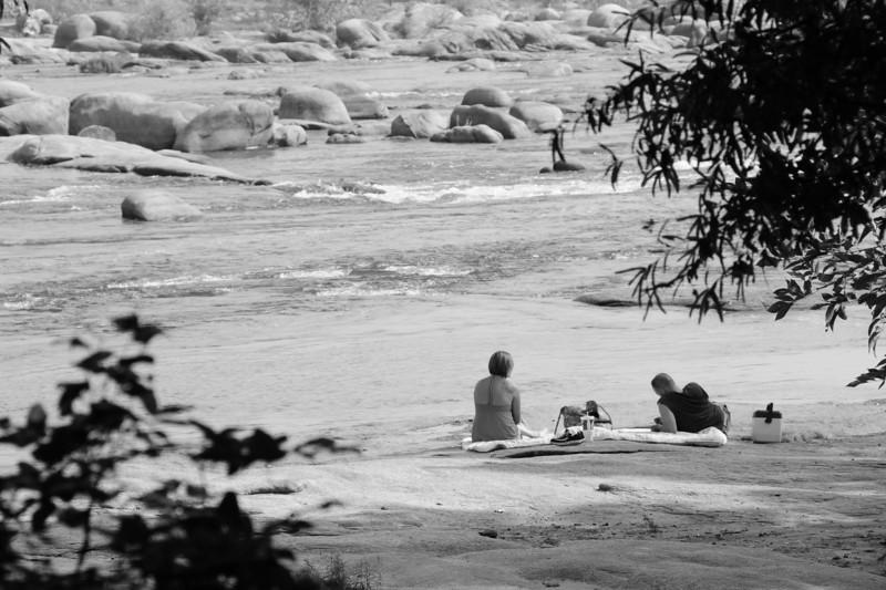 James River Picnic<br /> Belle Isle, Richmond, Va