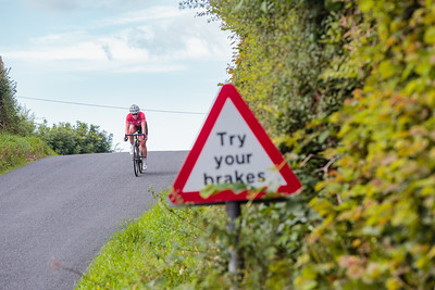 Try your brakes. Sound advice at the Ryedale Women's Grand Prix 2019