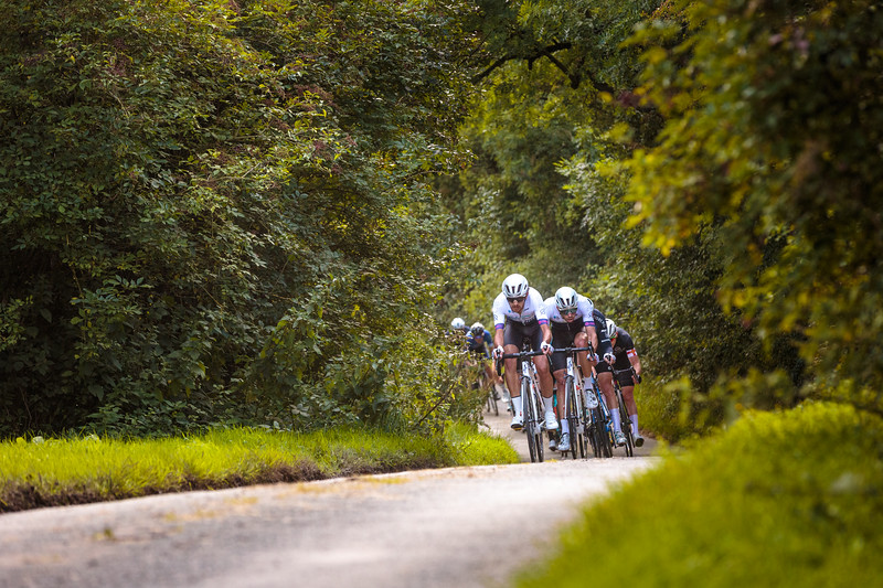 Swift Carbon Pro Cycling putting on the pace