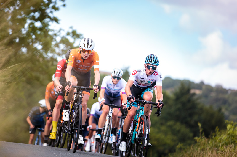 Matthew Holmes of Madison Genesis at Ryedale Grand Prix 2019