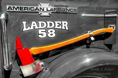 Victoria Fire Department - Ladder 58
