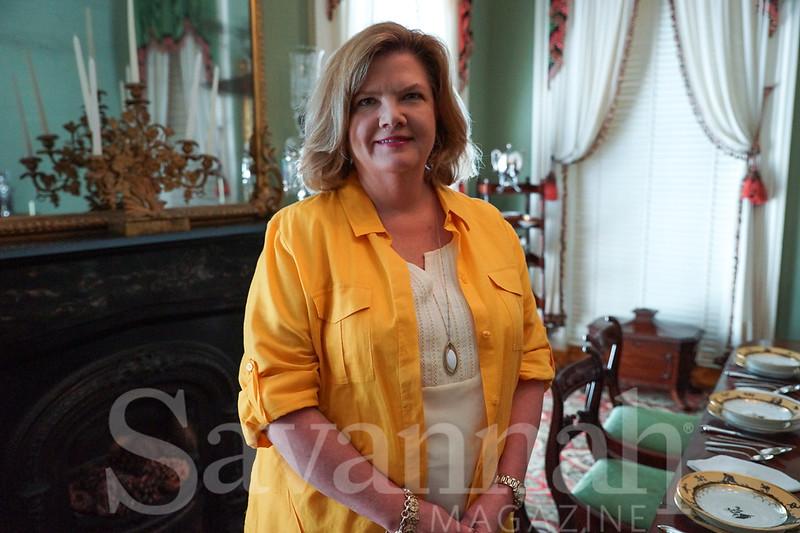 Rebecca Eddins, Executive Director Lowe House