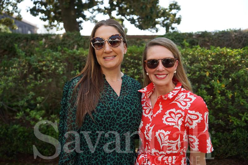 Alexis Toler and Tiffany Alewine