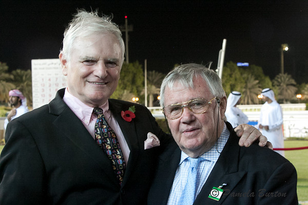 Bill Smith and Pat Buckley