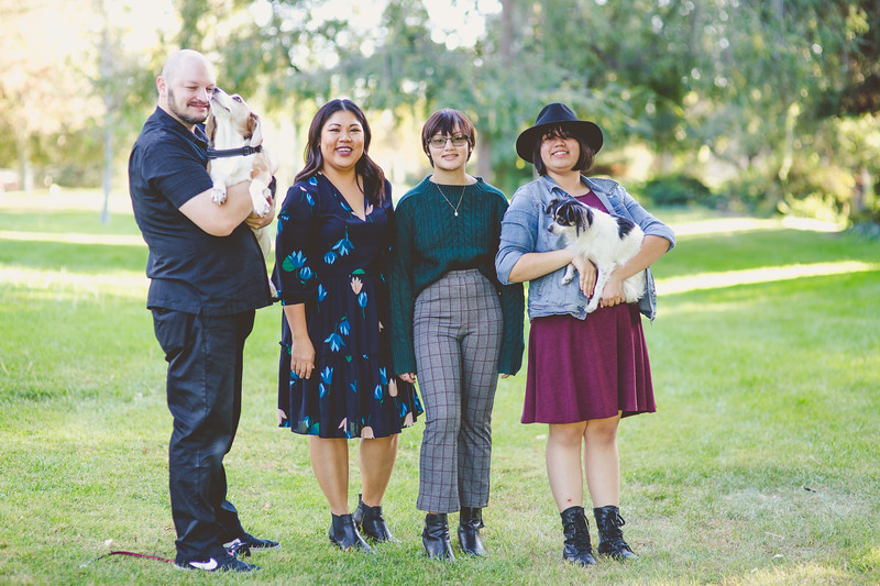Baldes Family Portraits
