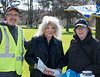 Gillian and Andre are always quick to volunteer their time and skills with various community events. Big thanks to both.