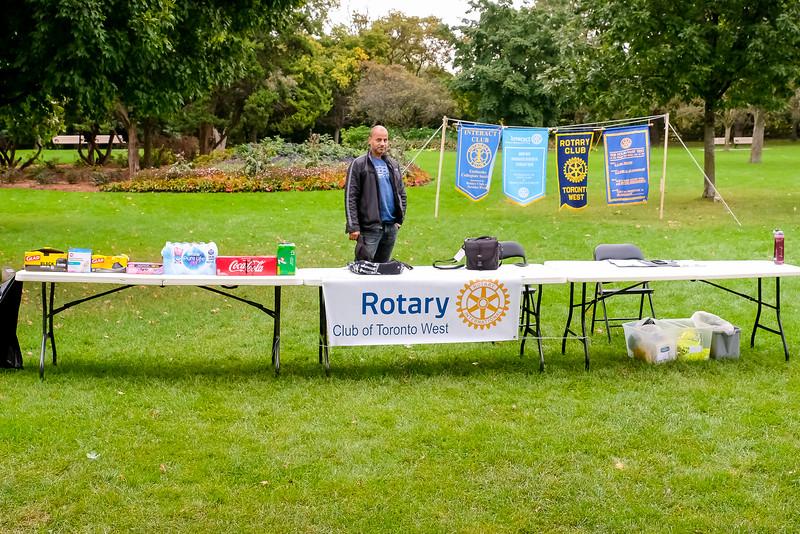 Rotarian Sanjeev Dutt - RTorWest