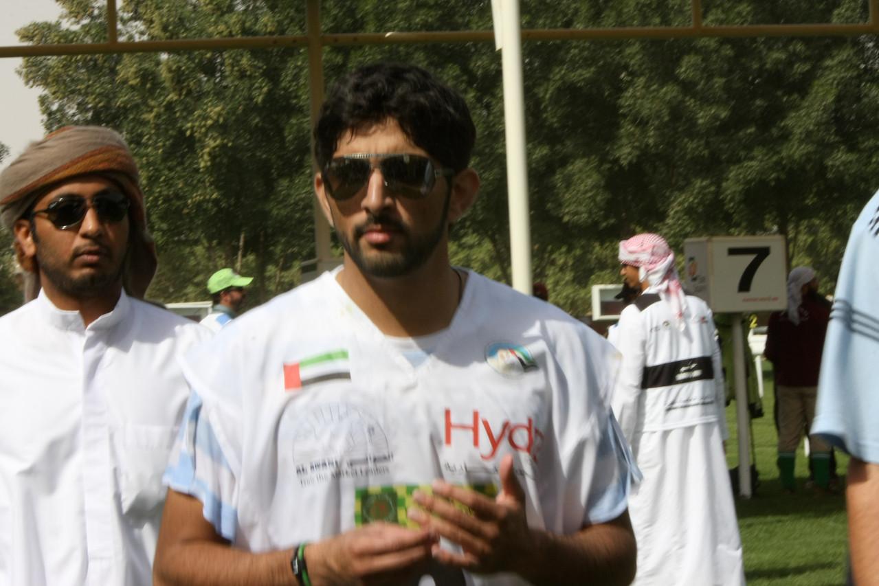 Sh Hamdan bin Mohd al Maktoum
