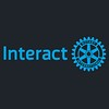 INTERACT LOGO Grey Bkgnd