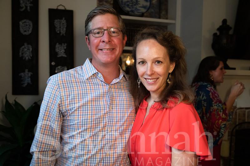 Rob and Amy Martin