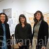 Deborah First, Jennifer Mos and Katie Glusica
