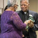 Idella Jones and Rev Dr Charles L. Hoskins