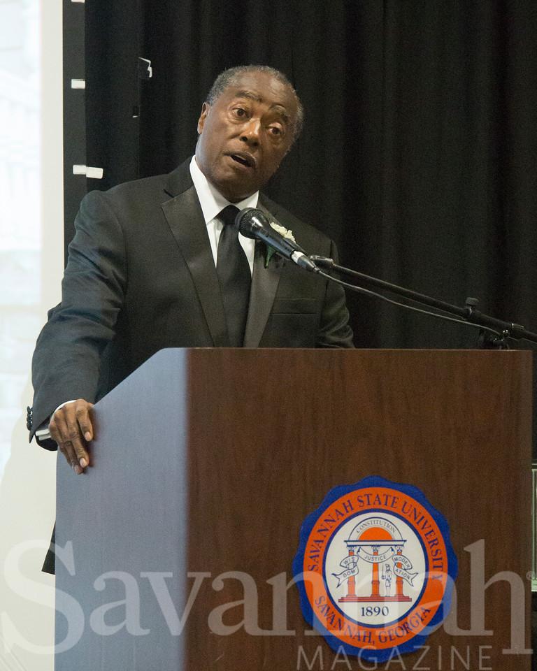 Dr. George N Williams