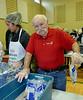Long time member Ron Miller of Rotary Etobicoke