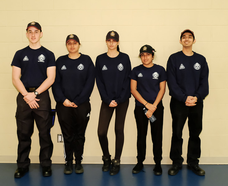 Members are all students of Humber College and are taking a program within the School of Social and Community Services . For more info, Google > Toronto Police Rovers