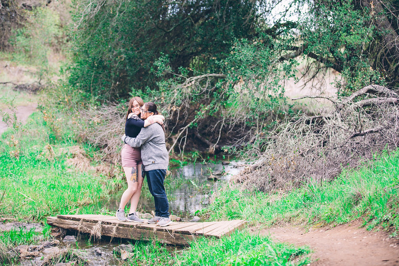 Kimmi & Mary Engagement Pictures