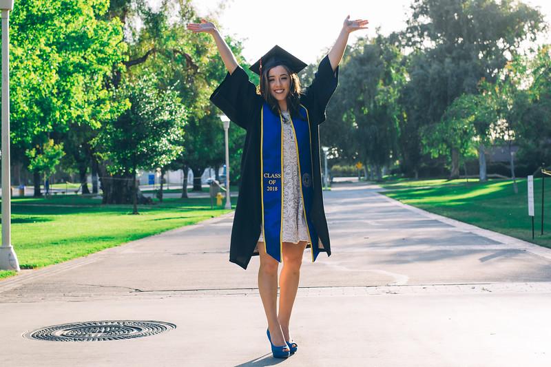 Kaitlan's College Graduation Senior Pictures