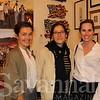 Rebecca Hurtado, Kathleen Fritz and Lisa Parker Fort