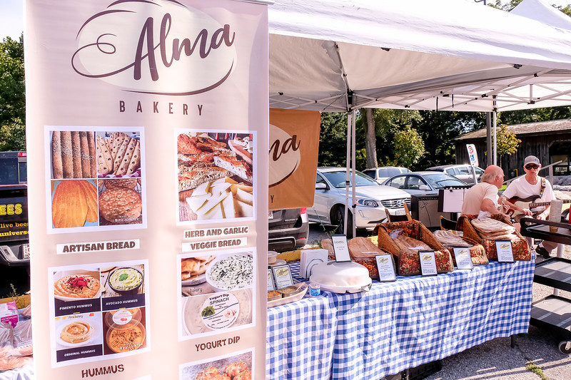 Alma Bakery & Foods Co: Persian and Mediterranean Traditional flat breads & dips, plus ready to eat foods