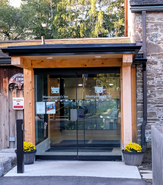 The updated entrance and new interior renovations have really made a big difference for visitors and staff alike.
