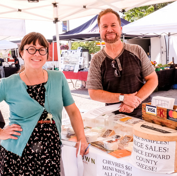 Fifth Town Cheese: Prince Edward County cheese maker