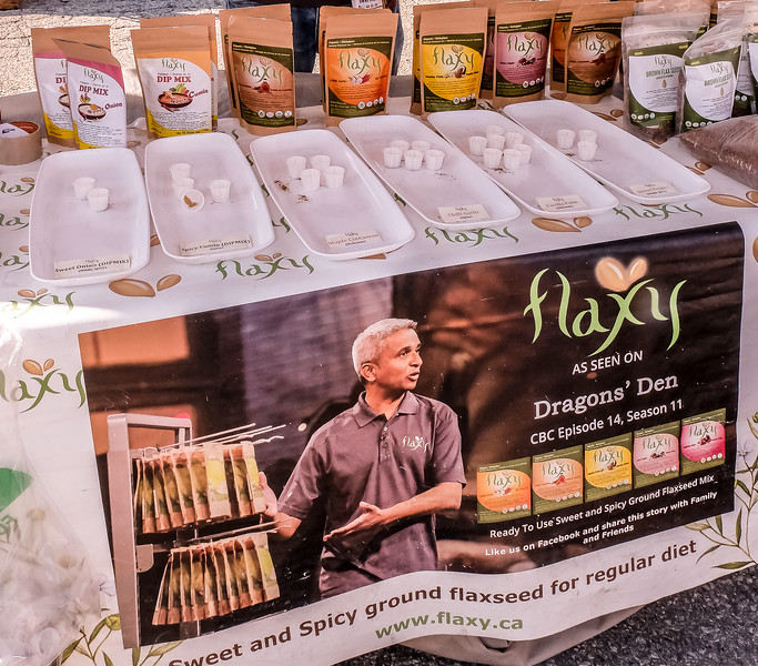 Flaxy: Canadian-grown organic flax & ready to use flax products