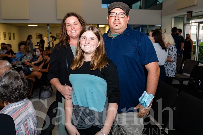Jessica Ochoa, Marley Ochoa, Tim Ochoa