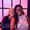 Brandi Bradley and Dayne Ladson