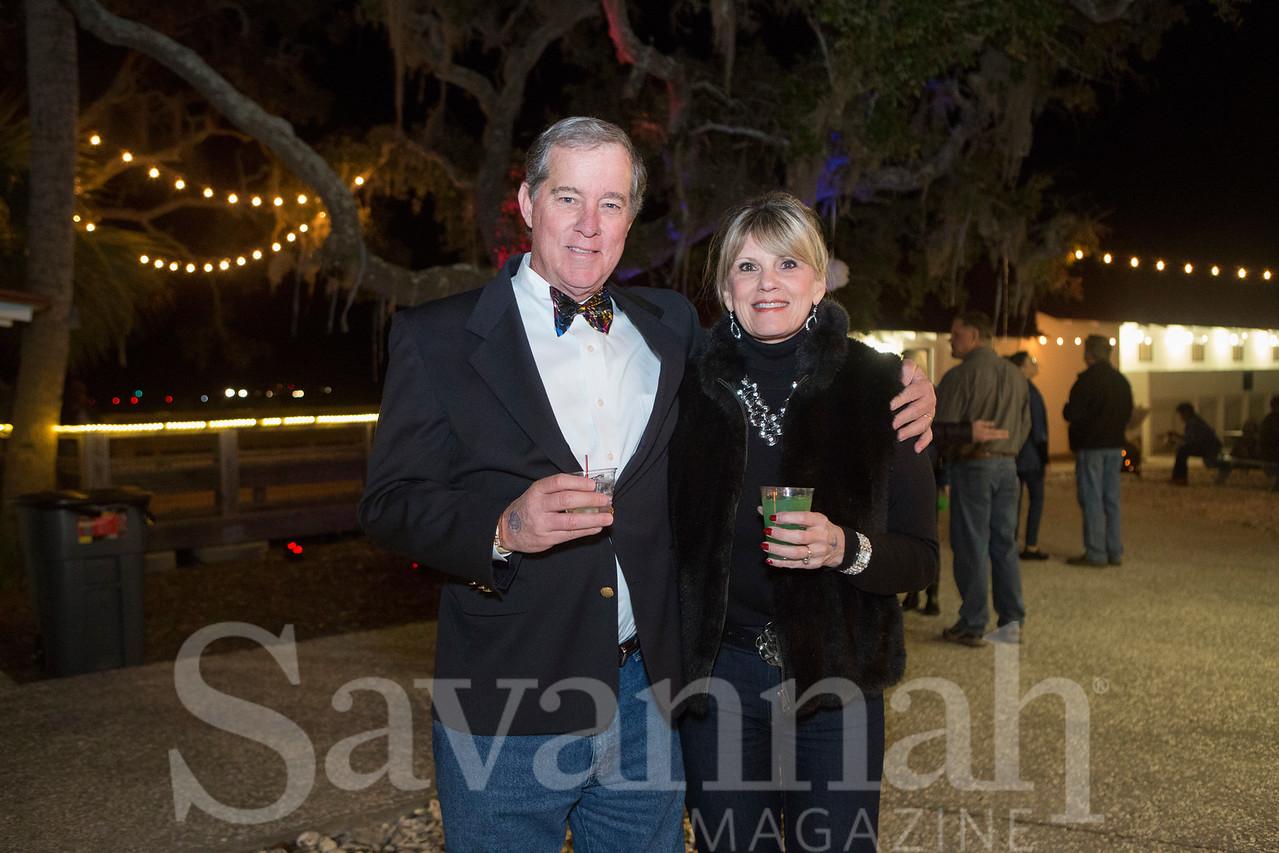 Greg and Kaye Burch