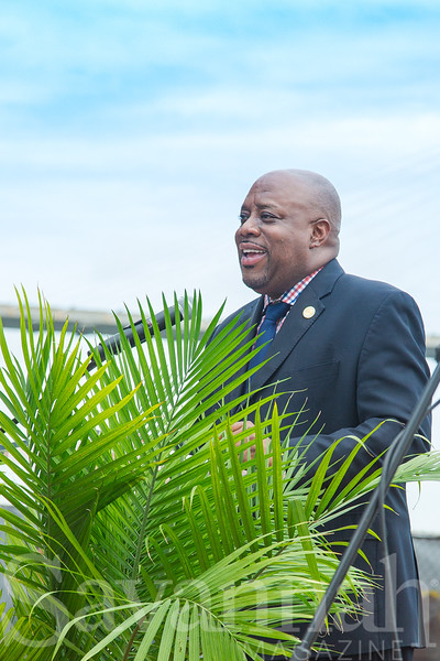 Mayor Van Johnson