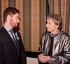 Dr Roberta Bondar chats with Aaron Brown